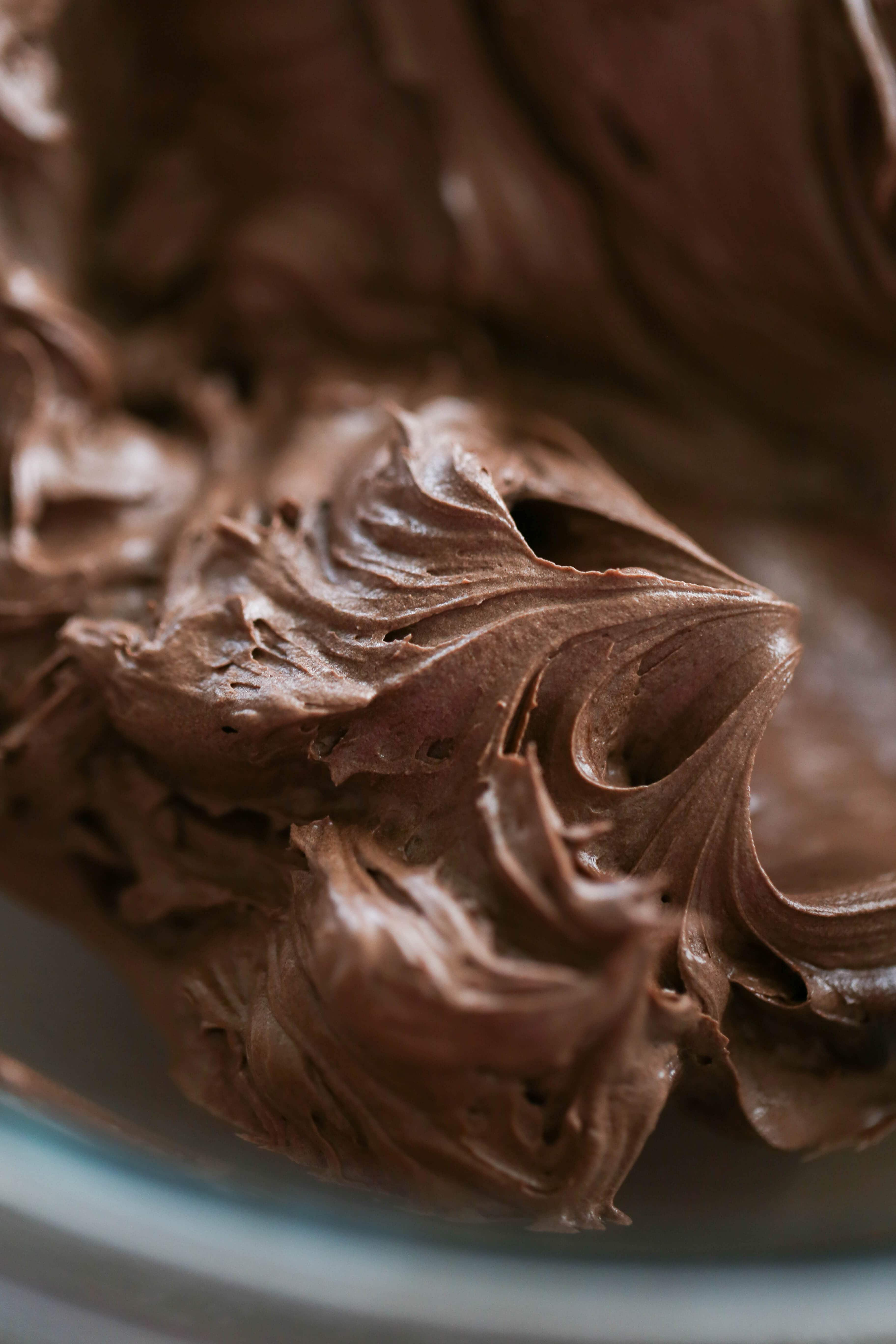 Super Easy Chocolate Frosting Recipe