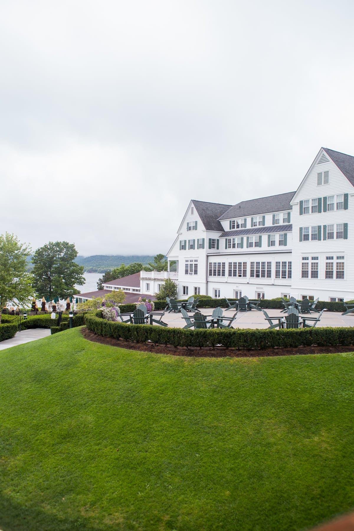 Lake George hotel