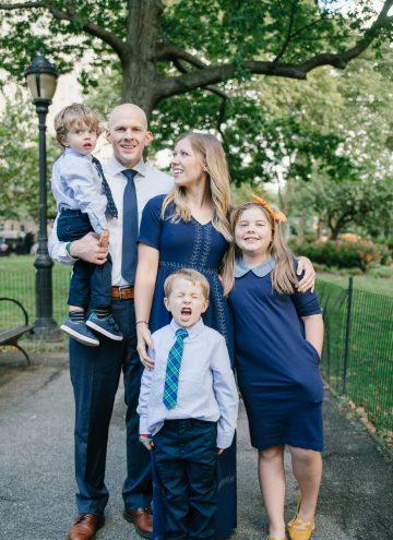 Family Photos Fall 2018