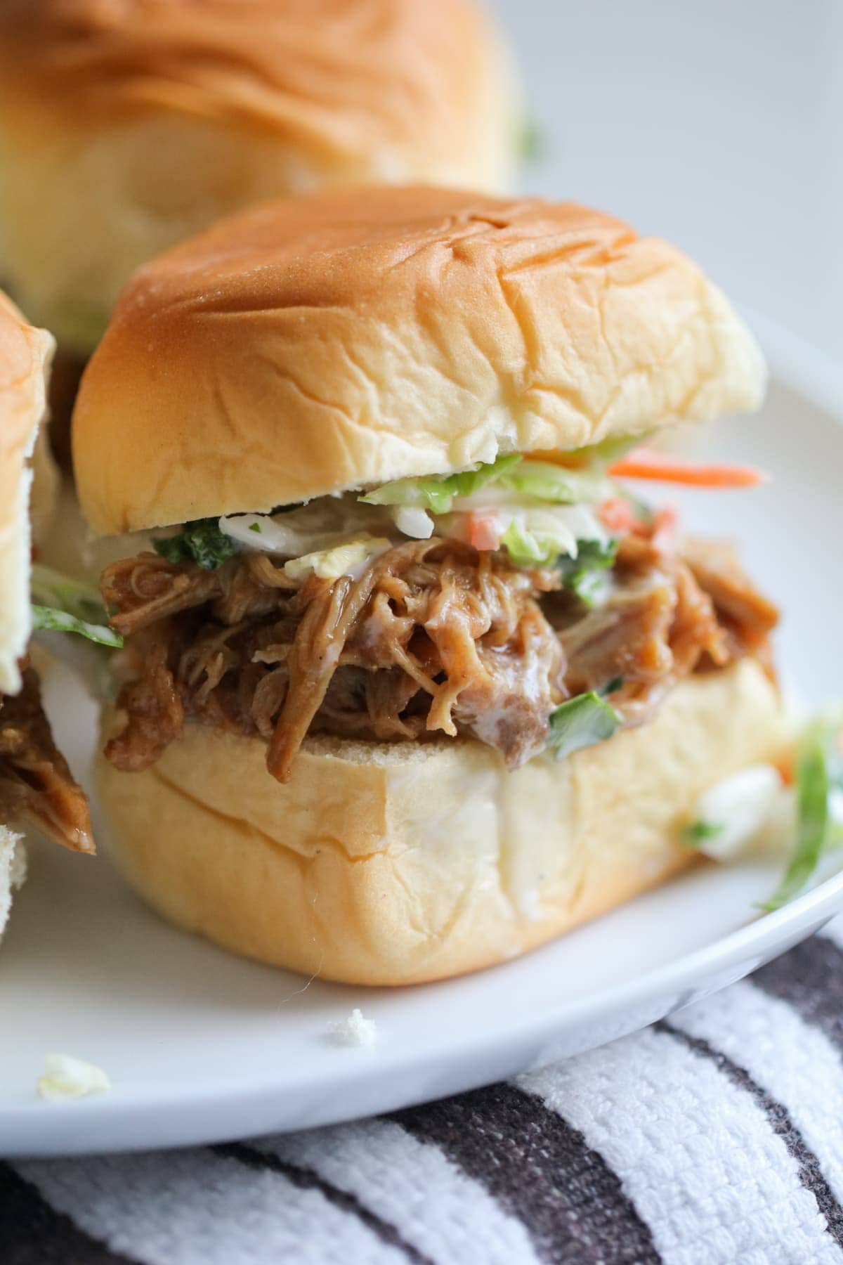 Pulled Pork crockpot