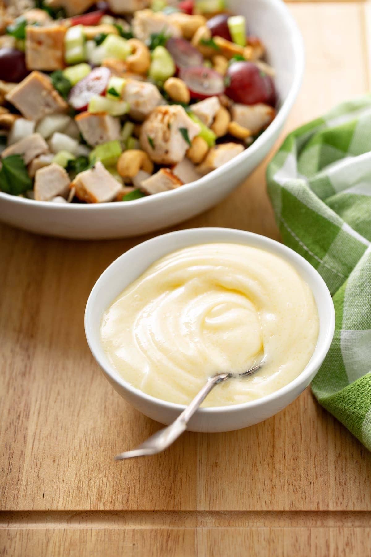 chicken salad dressing