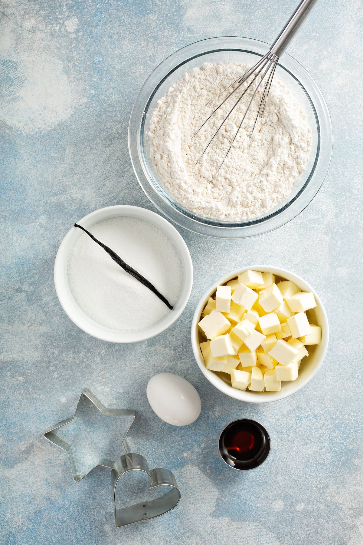 sugar cookie ingredients