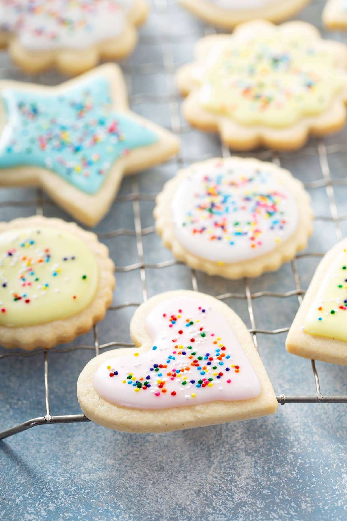Sugar Cookie Recipe finished