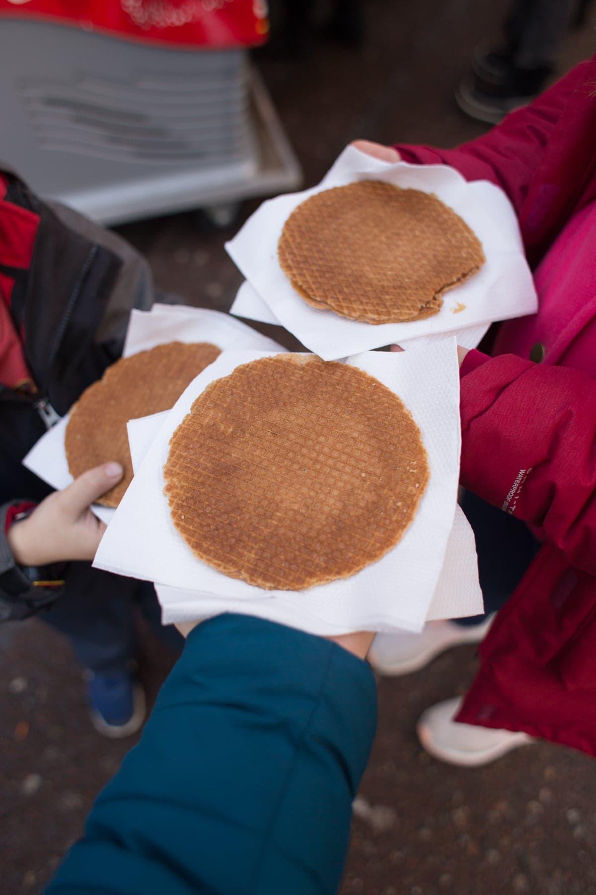 Stroop waffles
