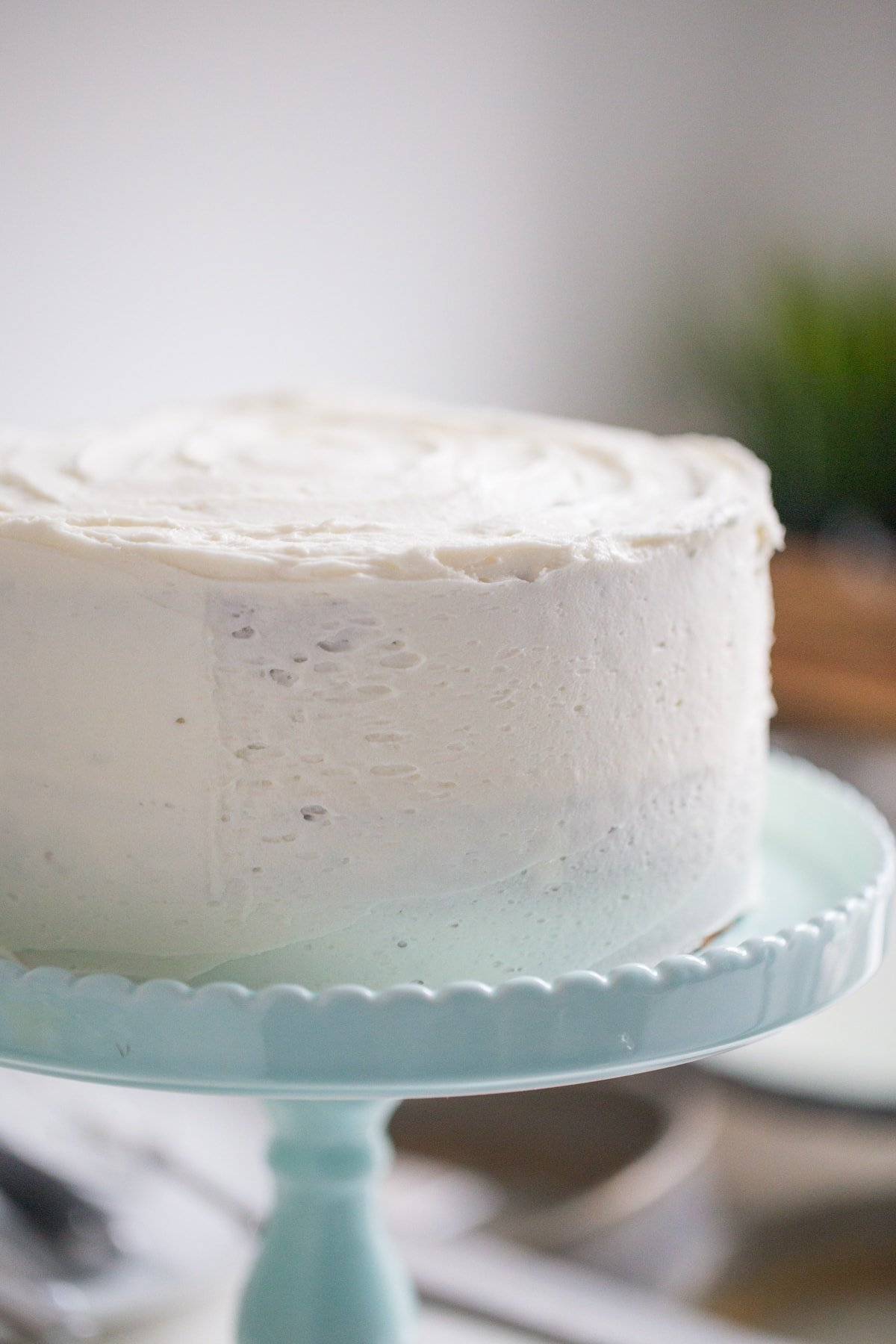 homemade vanilla cake recipe