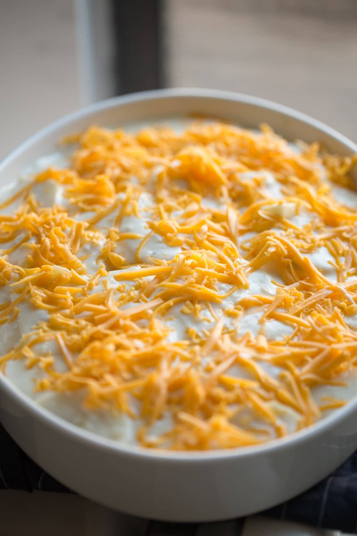 Top with Cheese