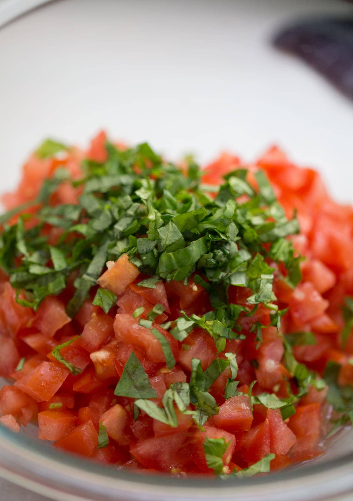 bruschetta recipe tomato topping