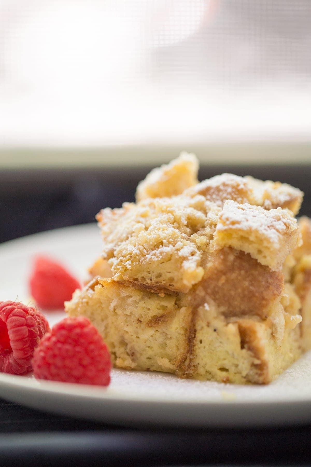 french toast casserole recipe