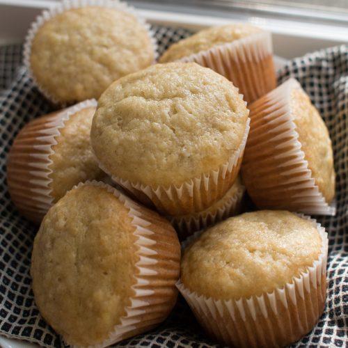 Banana Bread Muffins Lauren S Latest