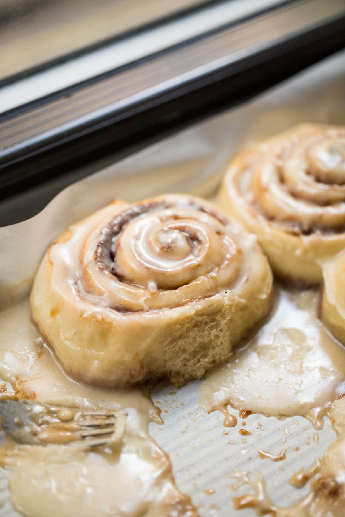 cinnamon roll recipe