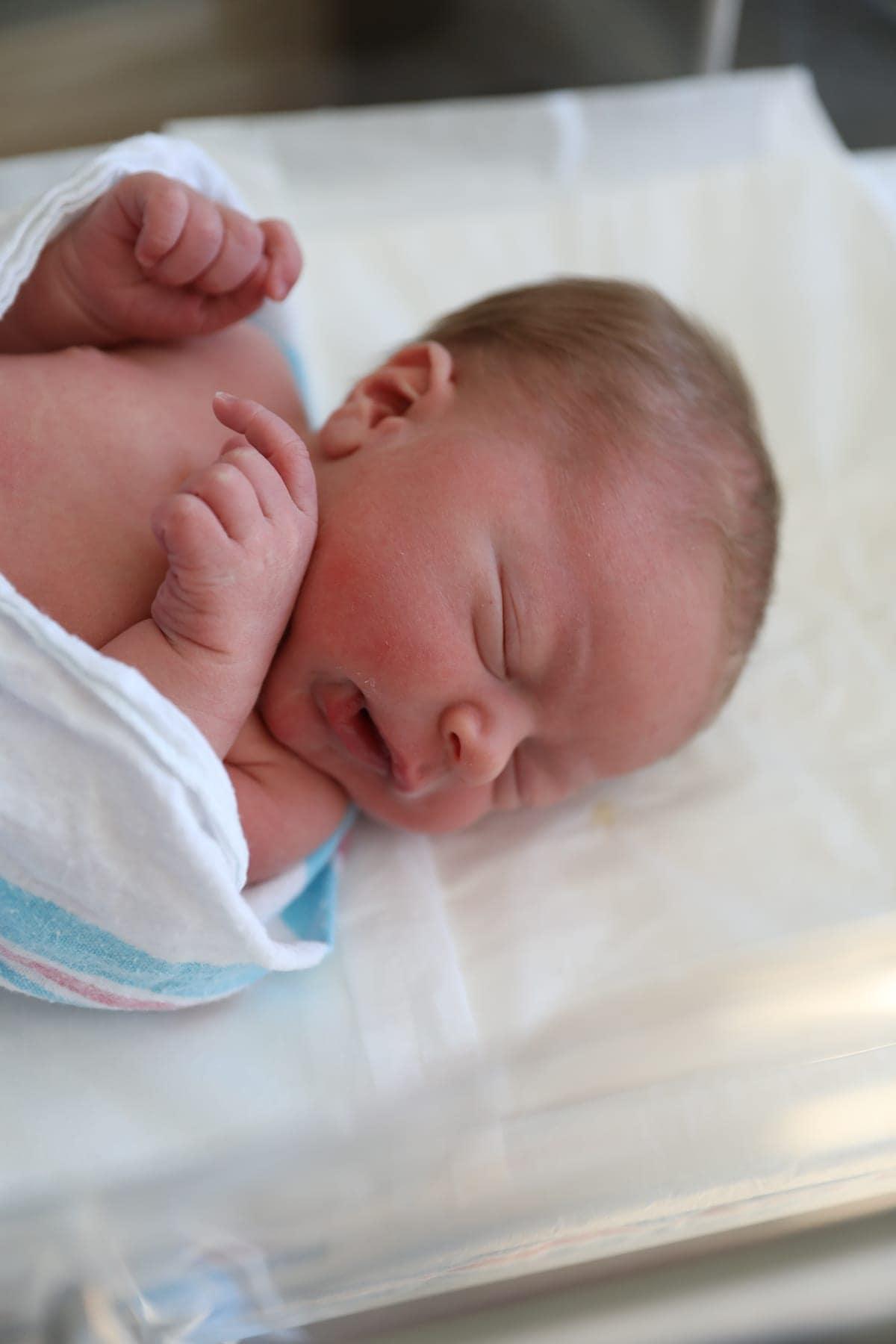 Newborn Porter