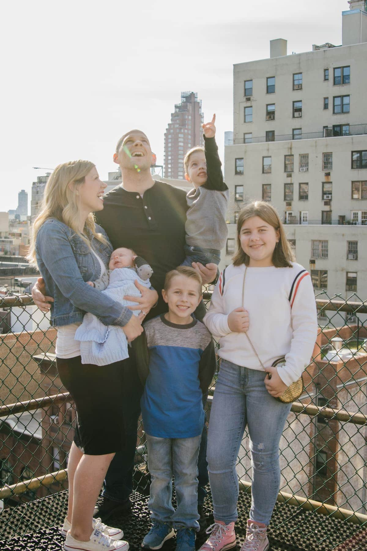 Brennan Family photo