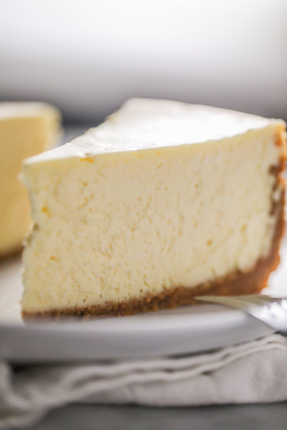The Best Cheesecake Recipe No Water Bath Lauren S Latest