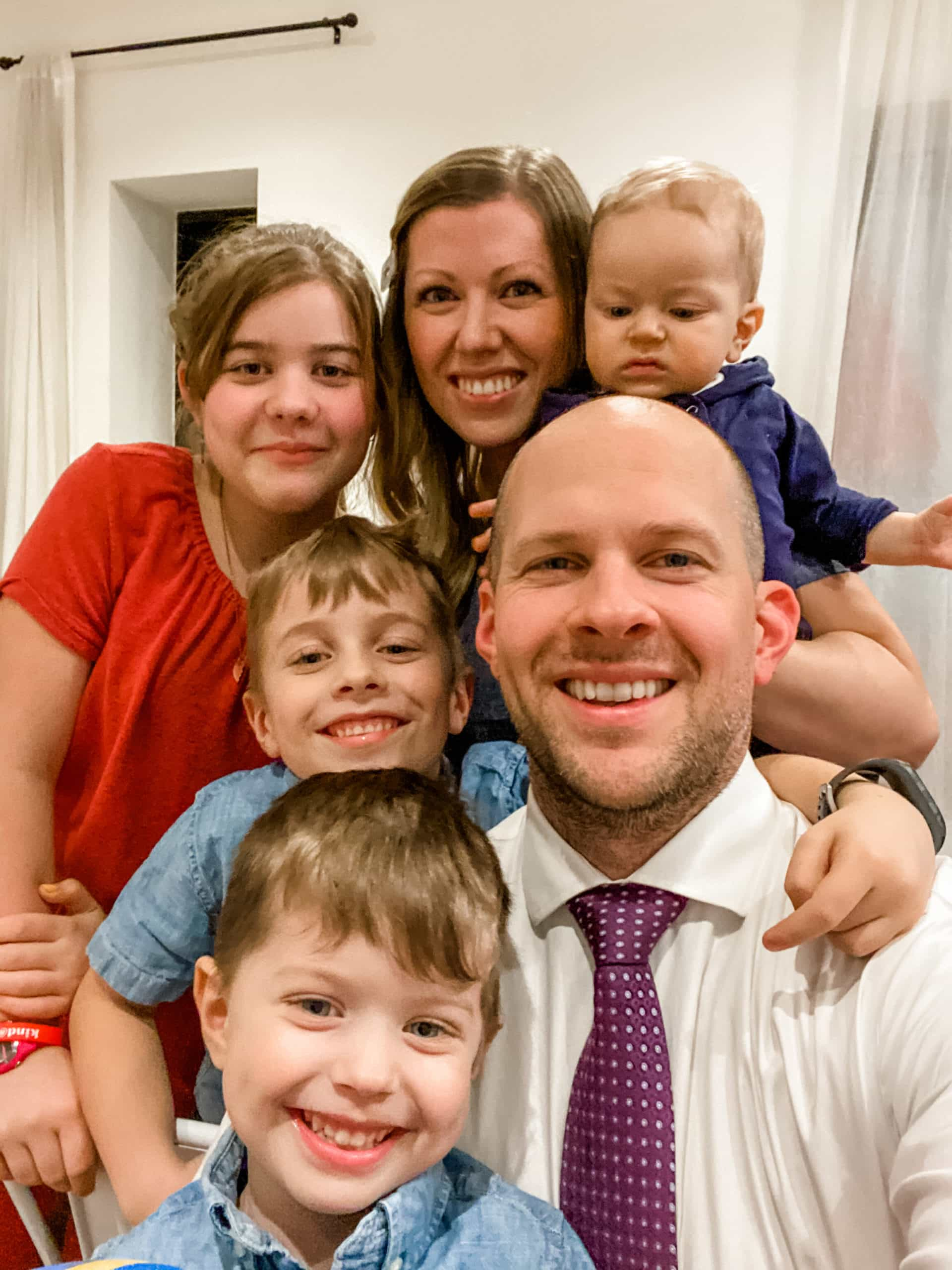 Brennan Family Portrait