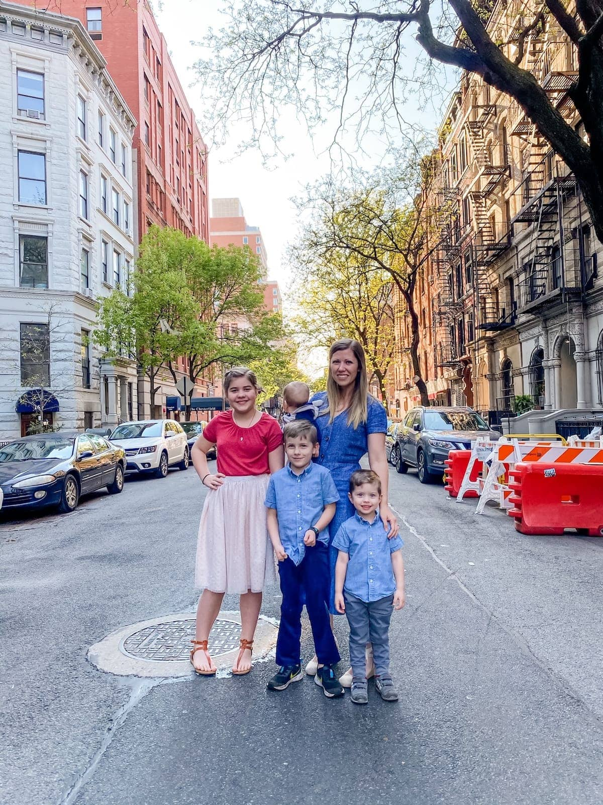 mothers day photo nyc