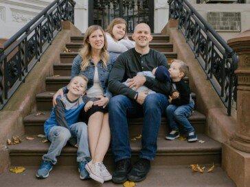 Lauren's Family