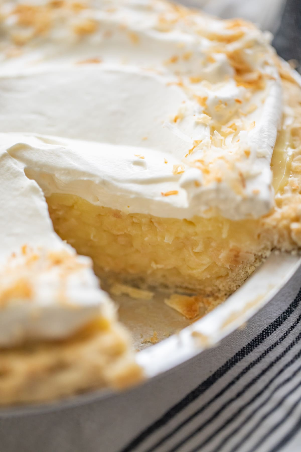 slice missing from pie